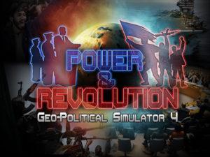 ジオポリティカル シミュレータ4 パワー・アンド・レボリューション
