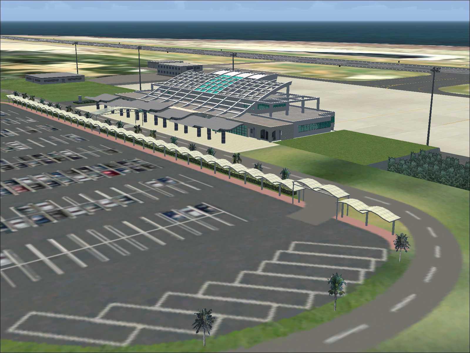 久米島空港