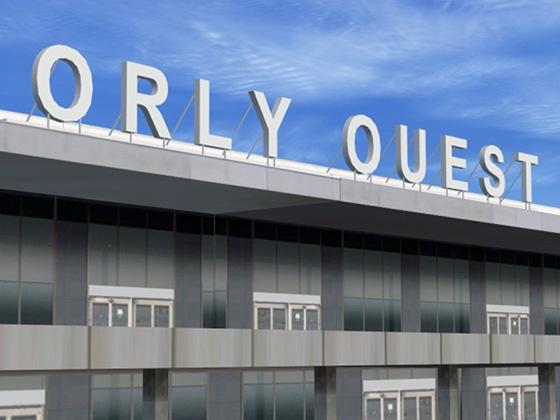 エアロソフト メガエアポート パリ・オルリー X