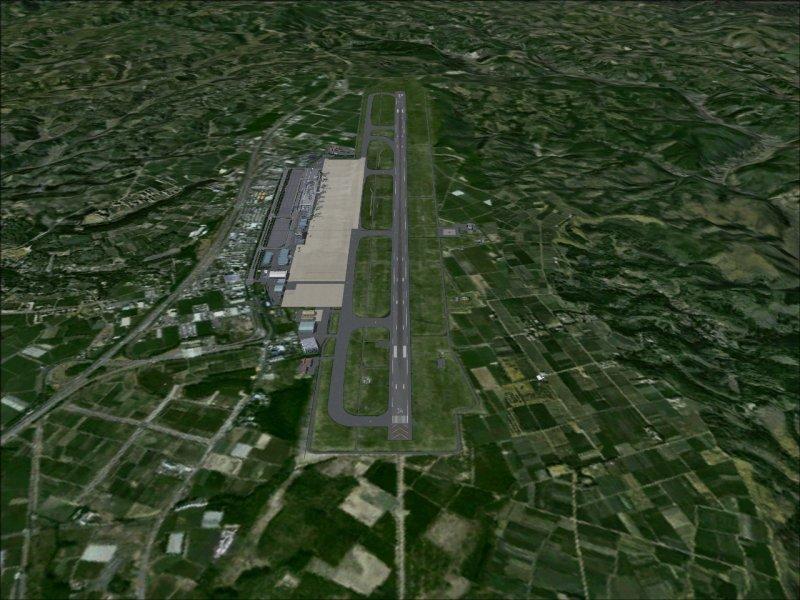 FS 鹿児島空港