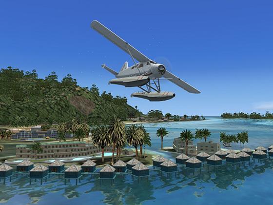 Aerosoft Tahiti X